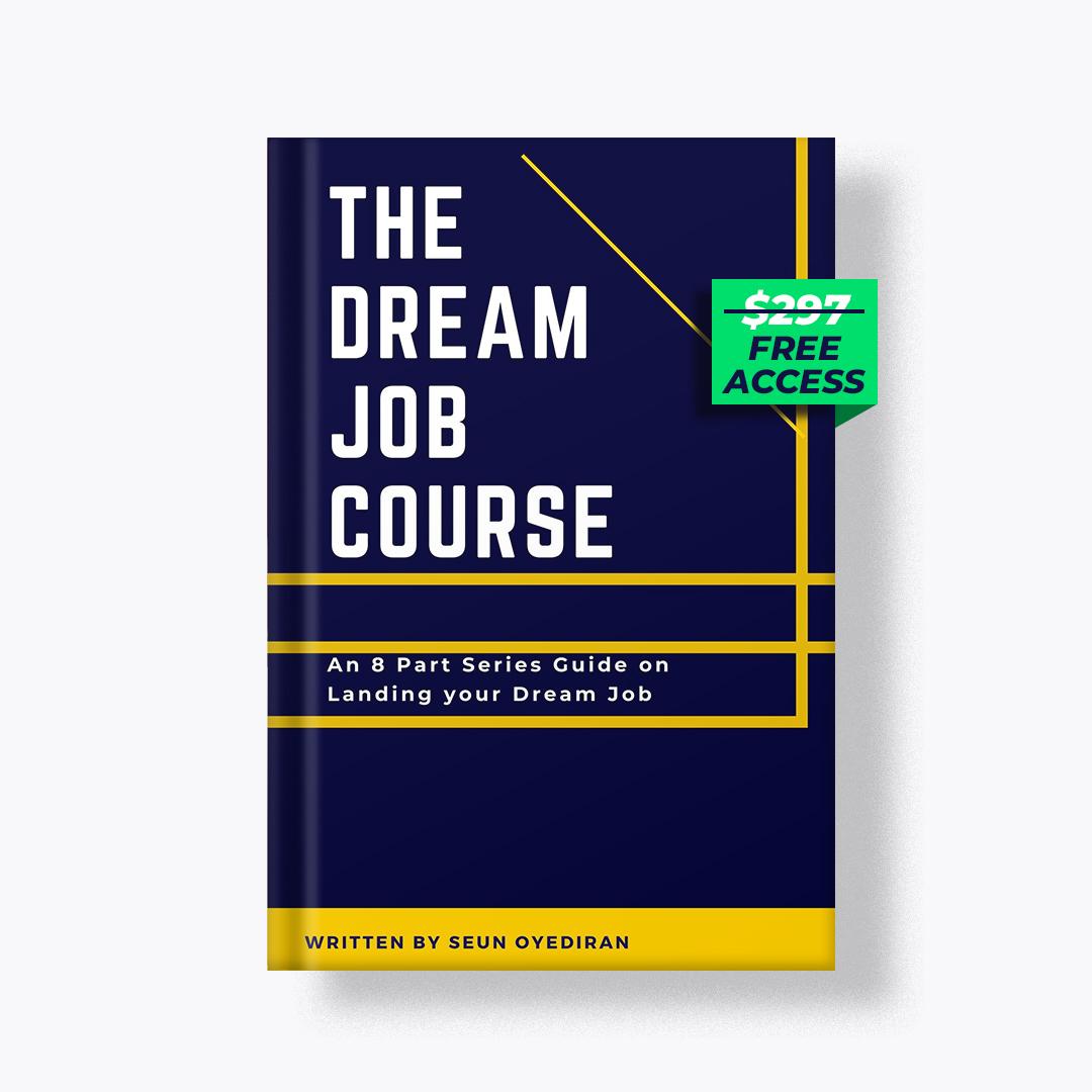 Reventify Dream Job Course; Land your dream Job in 8 days