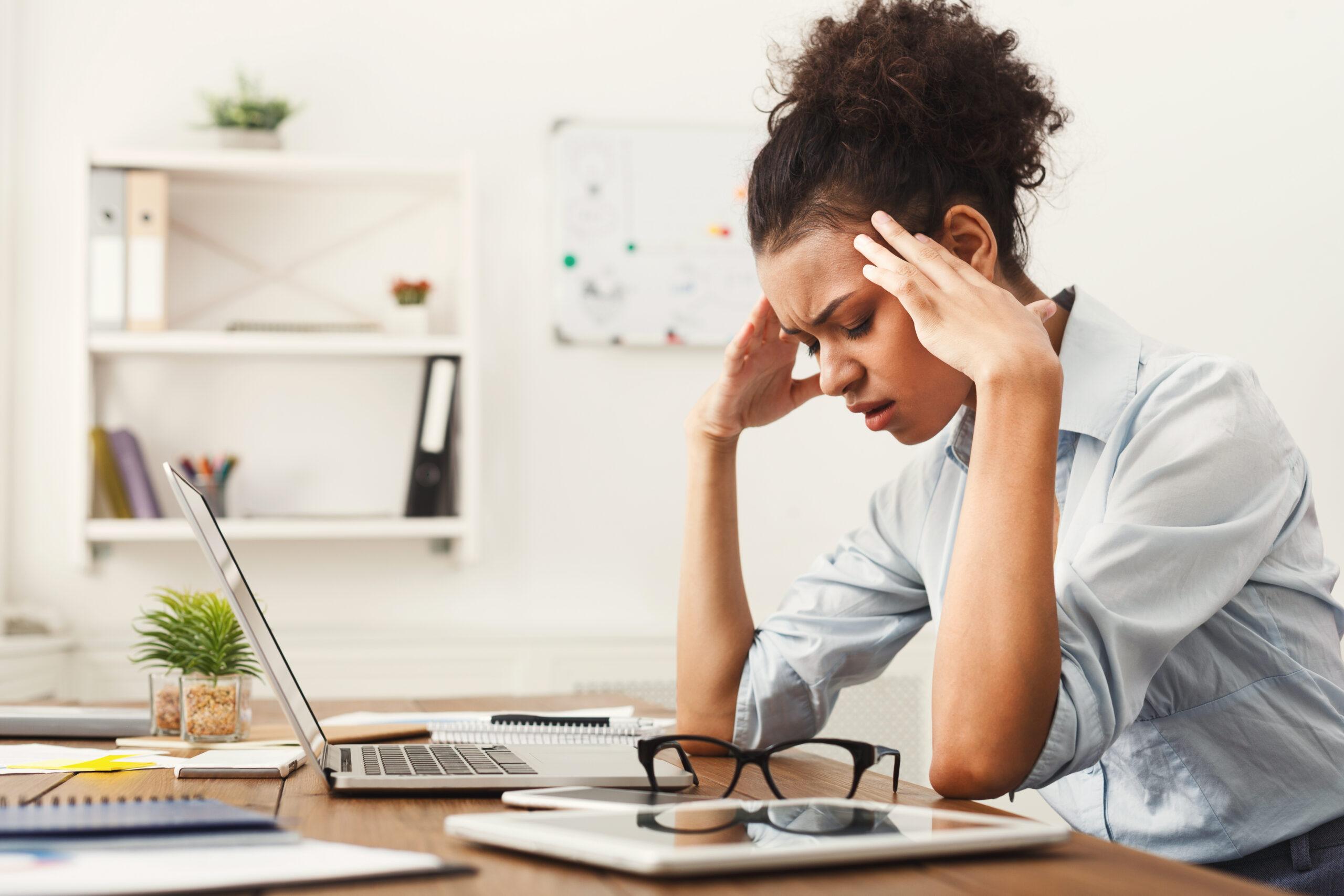 Frustrated Job Seeker
