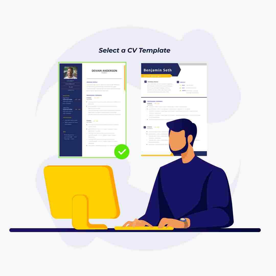 Free CV Templates & Builder - Create a free CV in minutes