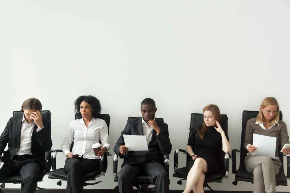 Strength and weakness in a job interview