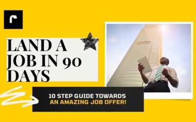 How to Land a Job in 90 Days