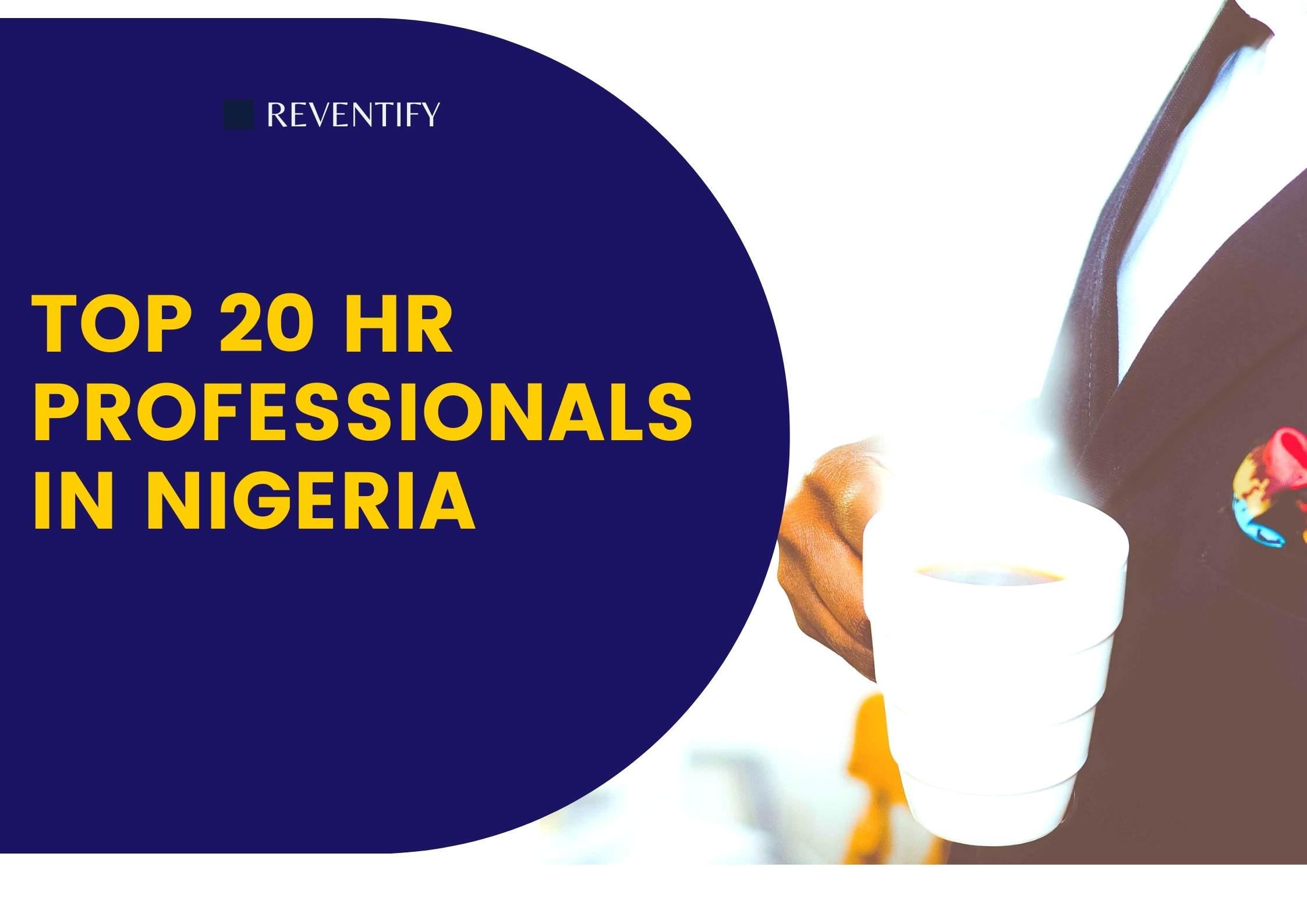 HR Professionals in Nigeria